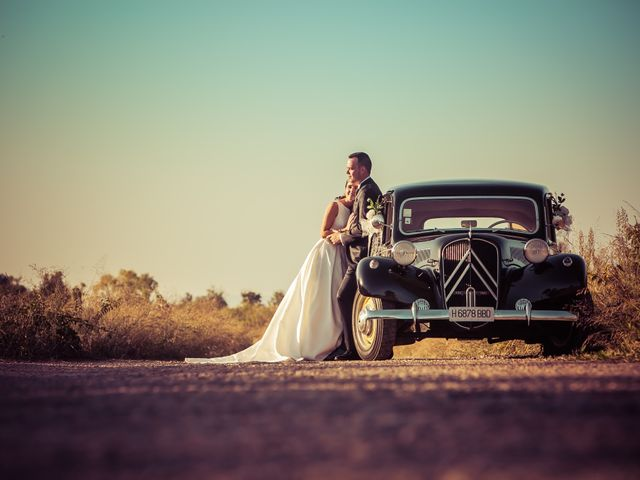 La boda de Raquel y David en Burriana, Castellón 20
