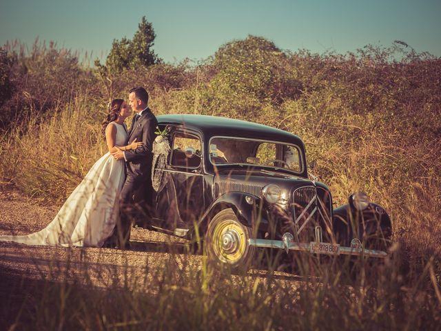 La boda de Raquel y David en Burriana, Castellón 22