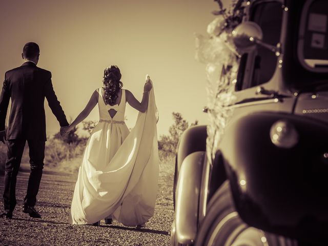 La boda de Raquel y David en Burriana, Castellón 23