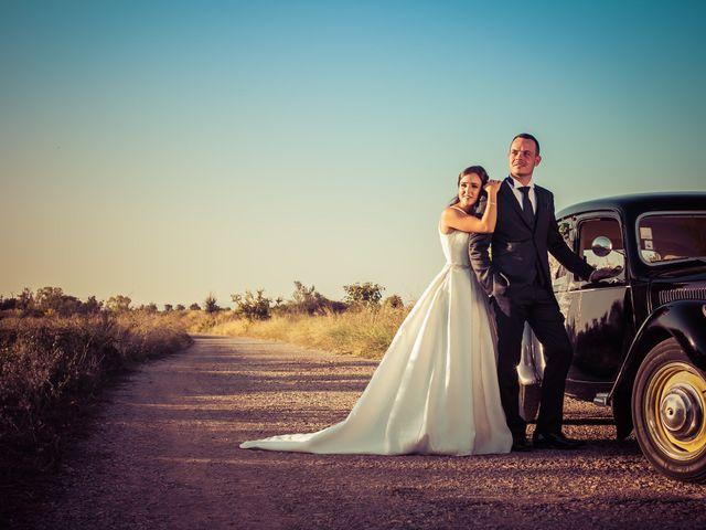 La boda de Raquel y David en Burriana, Castellón 27