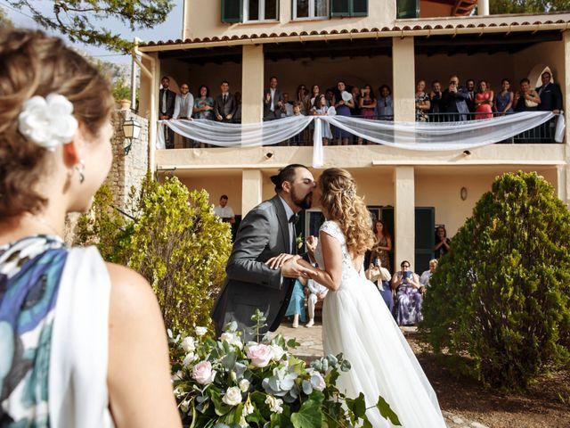 La boda de Riki y Lili en Deià, Islas Baleares 2