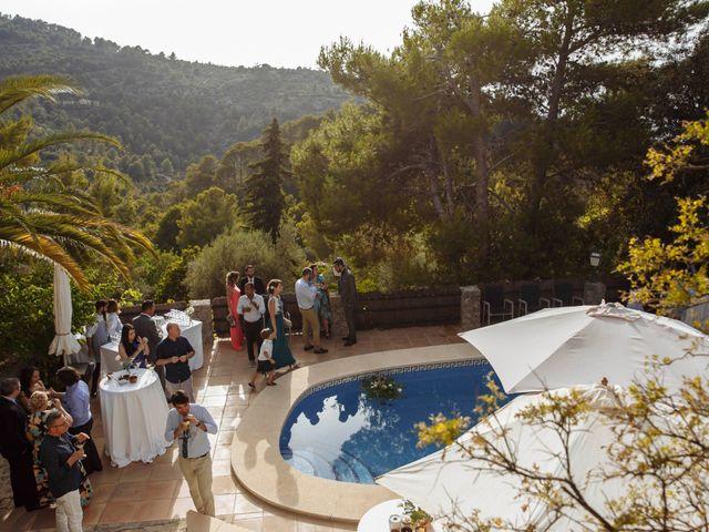 La boda de Riki y Lili en Deià, Islas Baleares 6