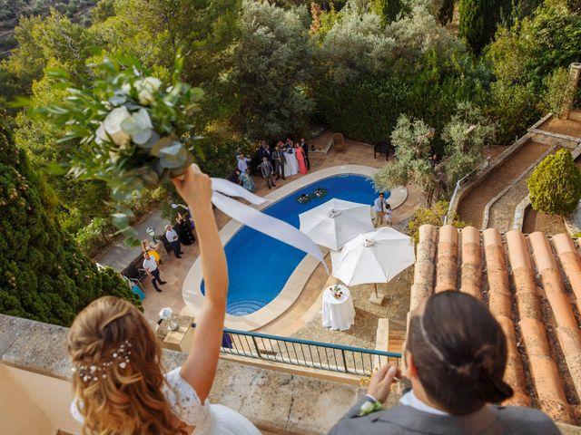 La boda de Riki y Lili en Deià, Islas Baleares 7