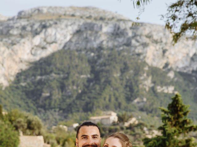 La boda de Riki y Lili en Deià, Islas Baleares 8