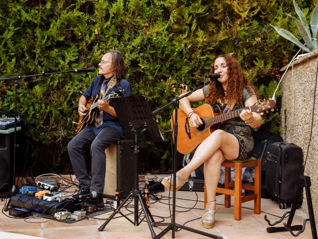La boda de Riki y Lili en Deià, Islas Baleares 9