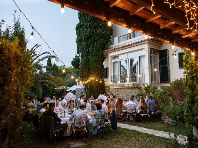 La boda de Riki y Lili en Deià, Islas Baleares 12