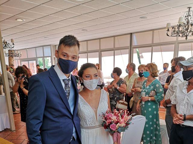 La boda de Miguel y Esther en Crevillente, Alicante 12