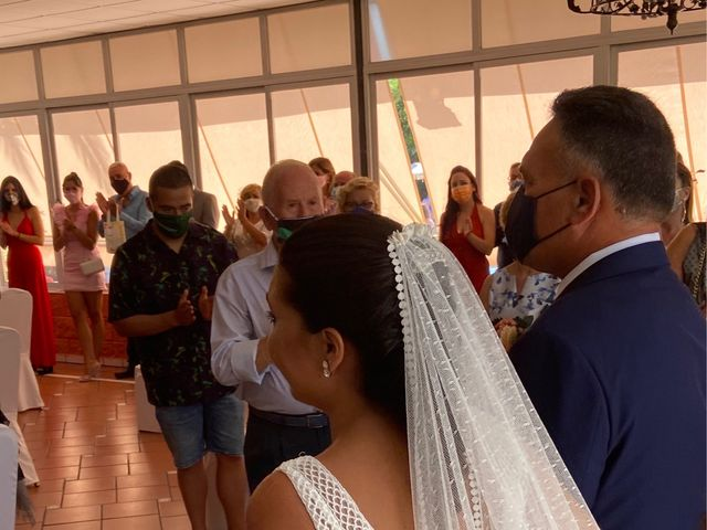 La boda de Miguel y Esther en Crevillente, Alicante 13