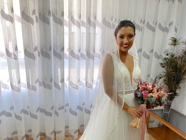 La boda de Miguel y Esther en Crevillente, Alicante 17