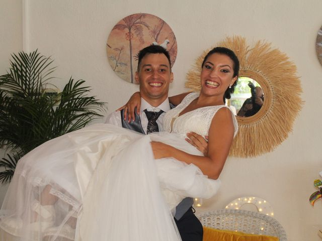 La boda de Miguel y Esther en Crevillente, Alicante 20