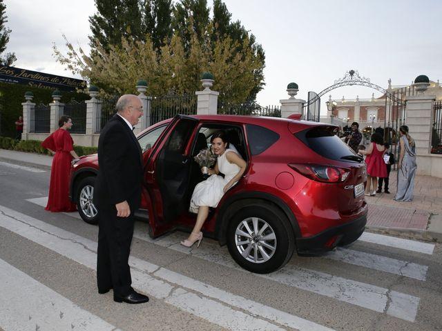 La boda de Ruth y Carlos en Villacañas, Toledo 10