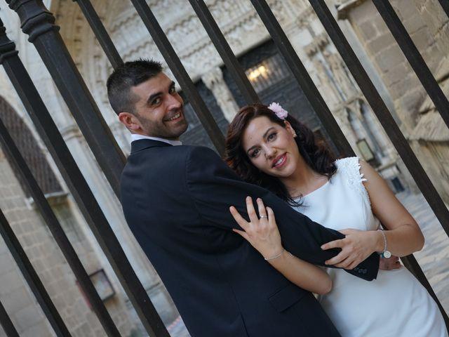 La boda de Ruth y Carlos en Villacañas, Toledo 25