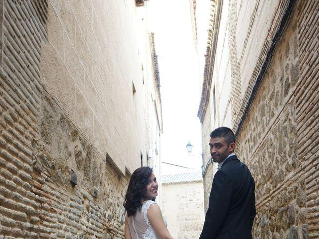 La boda de Ruth y Carlos en Villacañas, Toledo 26