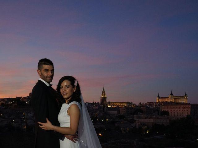 La boda de Ruth y Carlos en Villacañas, Toledo 28