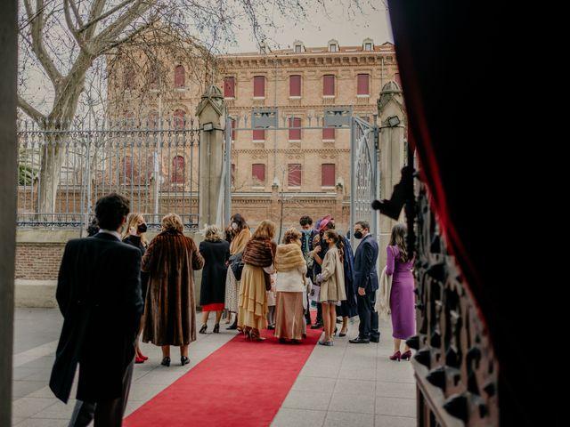 La boda de Patricia y Eduardo en Madrid, Madrid 31
