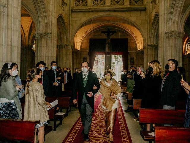 La boda de Patricia y Eduardo en Madrid, Madrid 33