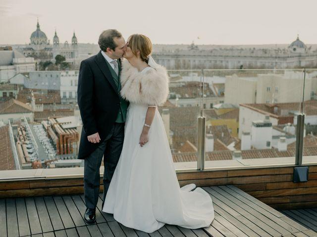 La boda de Patricia y Eduardo en Madrid, Madrid 53