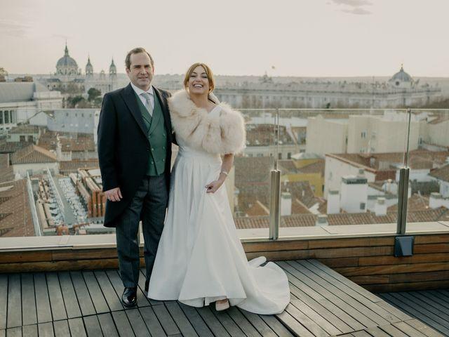 La boda de Patricia y Eduardo en Madrid, Madrid 54