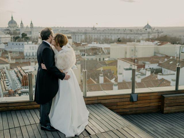 La boda de Patricia y Eduardo en Madrid, Madrid 55