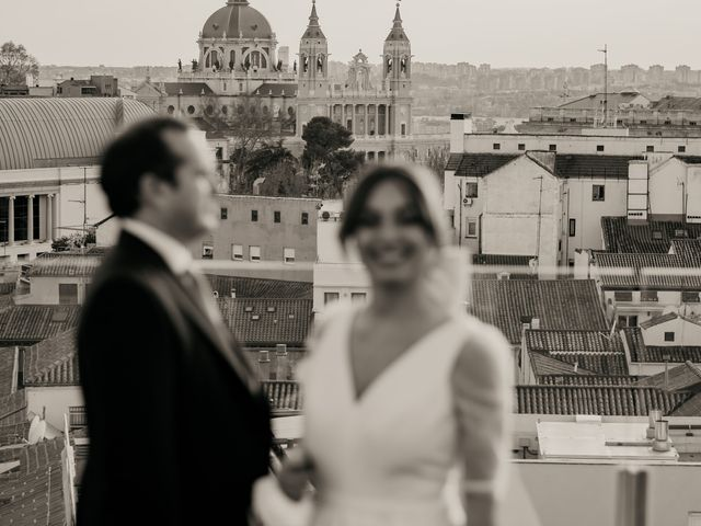 La boda de Patricia y Eduardo en Madrid, Madrid 58