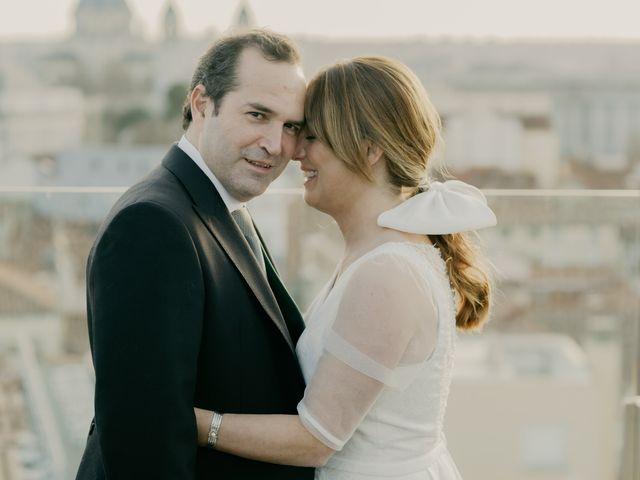 La boda de Patricia y Eduardo en Madrid, Madrid 59