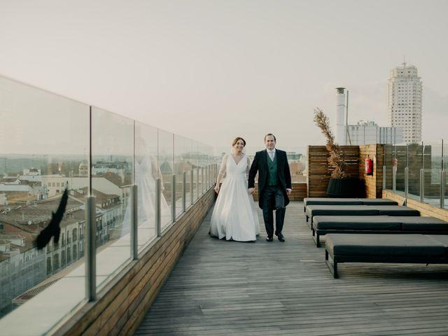 La boda de Patricia y Eduardo en Madrid, Madrid 62