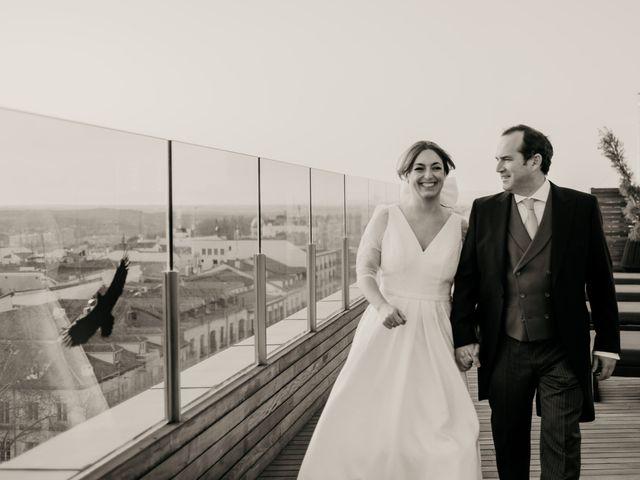 La boda de Patricia y Eduardo en Madrid, Madrid 63
