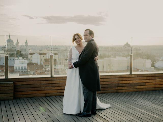 La boda de Patricia y Eduardo en Madrid, Madrid 64