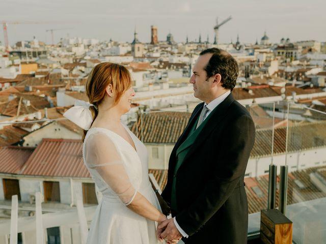La boda de Patricia y Eduardo en Madrid, Madrid 65