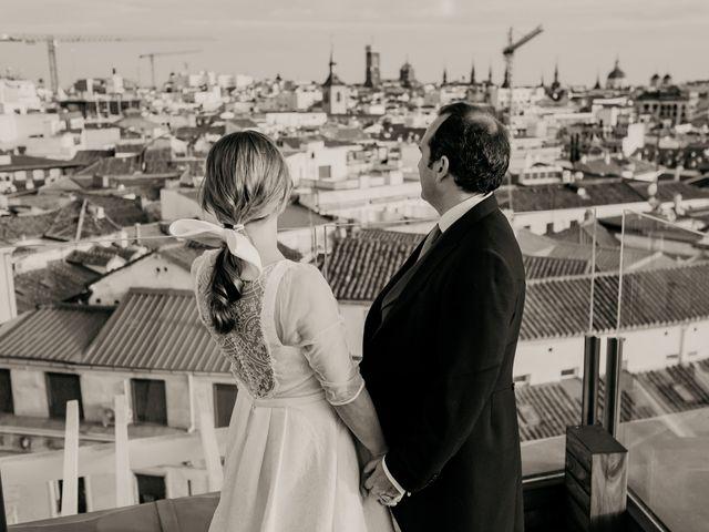 La boda de Patricia y Eduardo en Madrid, Madrid 66