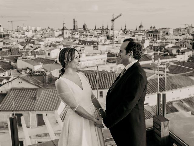 La boda de Patricia y Eduardo en Madrid, Madrid 67