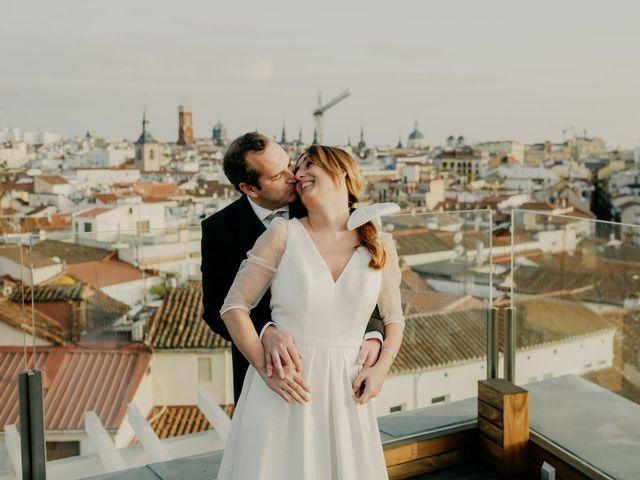 La boda de Patricia y Eduardo en Madrid, Madrid 68