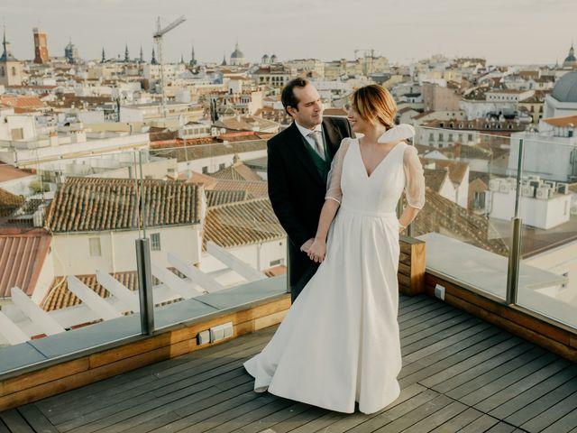La boda de Patricia y Eduardo en Madrid, Madrid 69