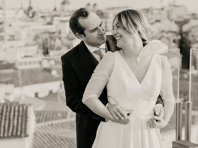 La boda de Patricia y Eduardo en Madrid, Madrid 70