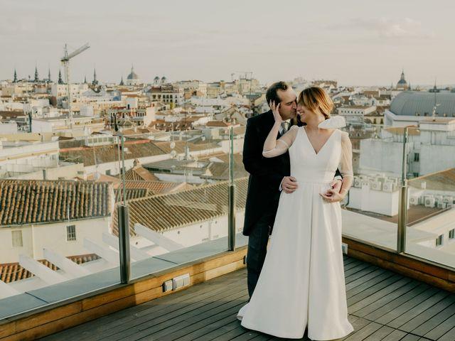 La boda de Patricia y Eduardo en Madrid, Madrid 71