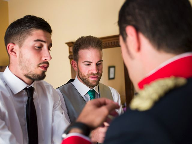 La boda de Jose y Isa en Mérida, Badajoz 14