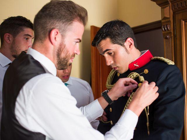 La boda de Jose y Isa en Mérida, Badajoz 15