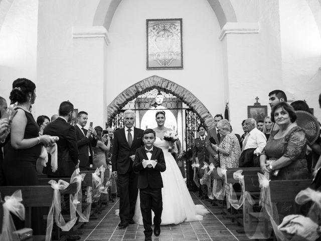 La boda de Jose y Isa en Mérida, Badajoz 46