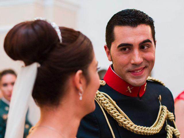 La boda de Jose y Isa en Mérida, Badajoz 49