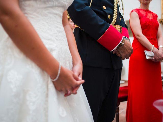 La boda de Jose y Isa en Mérida, Badajoz 50
