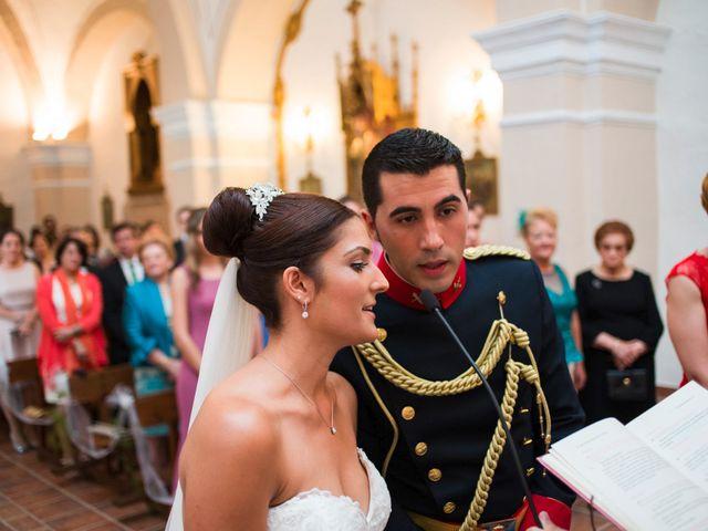 La boda de Jose y Isa en Mérida, Badajoz 51