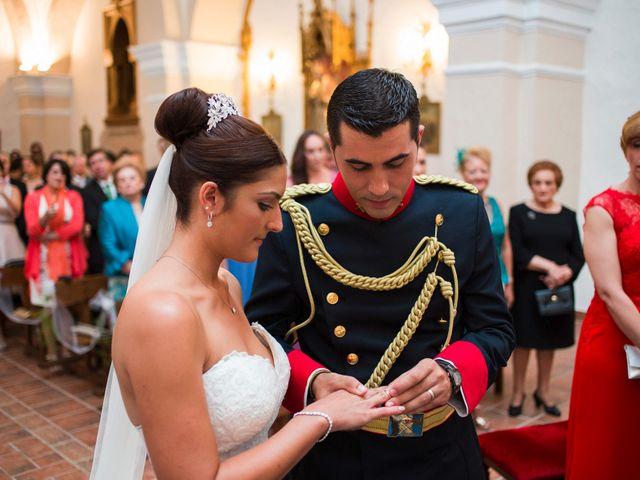 La boda de Jose y Isa en Mérida, Badajoz 52