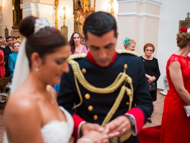 La boda de Jose y Isa en Mérida, Badajoz 53