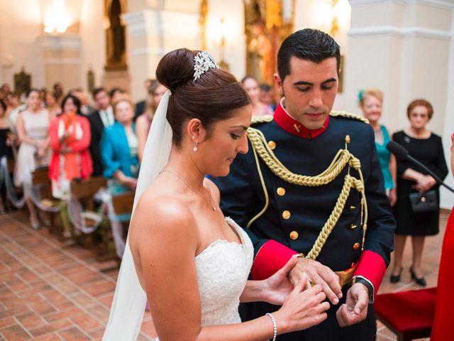La boda de Jose y Isa en Mérida, Badajoz 54
