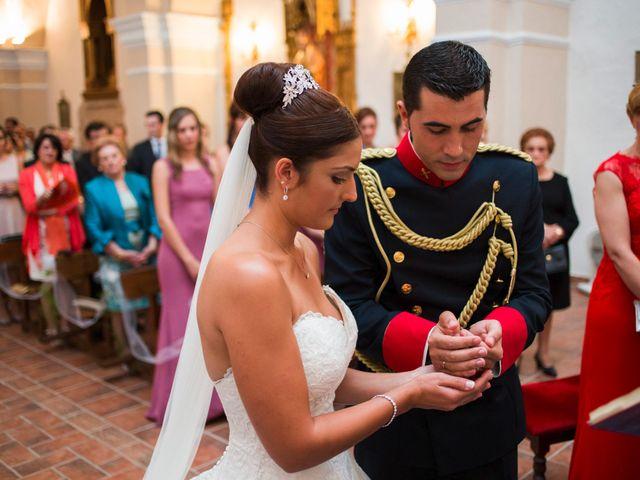La boda de Jose y Isa en Mérida, Badajoz 55