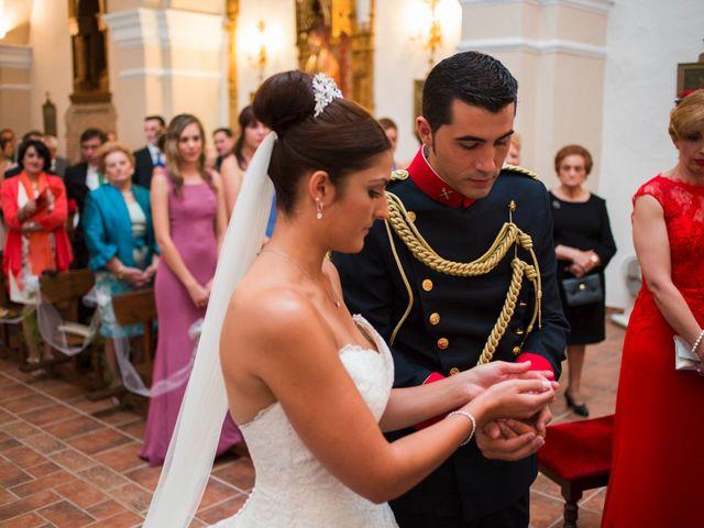 La boda de Jose y Isa en Mérida, Badajoz 56