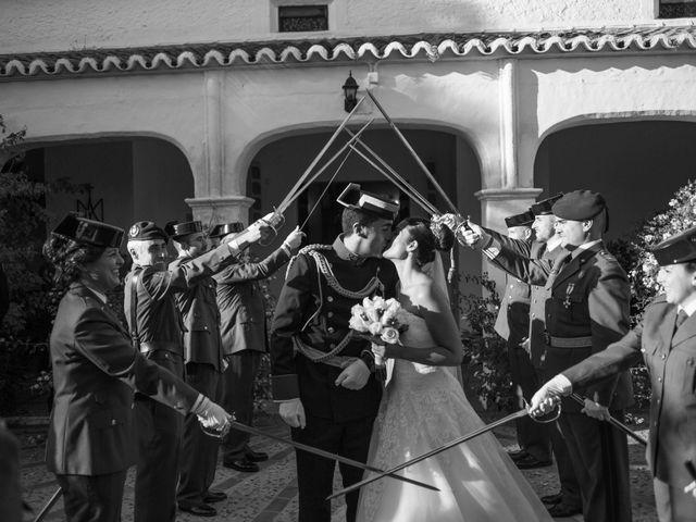 La boda de Jose y Isa en Mérida, Badajoz 58