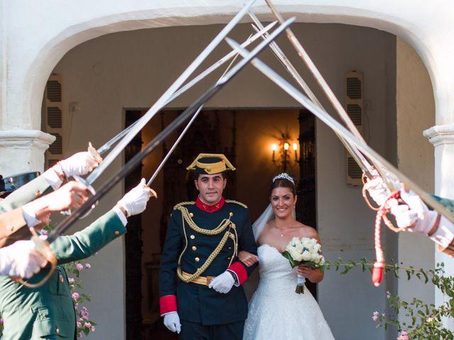 La boda de Jose y Isa en Mérida, Badajoz 59