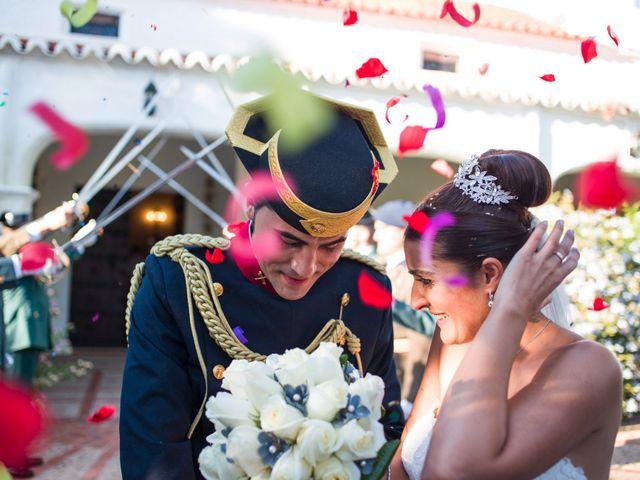La boda de Jose y Isa en Mérida, Badajoz 60