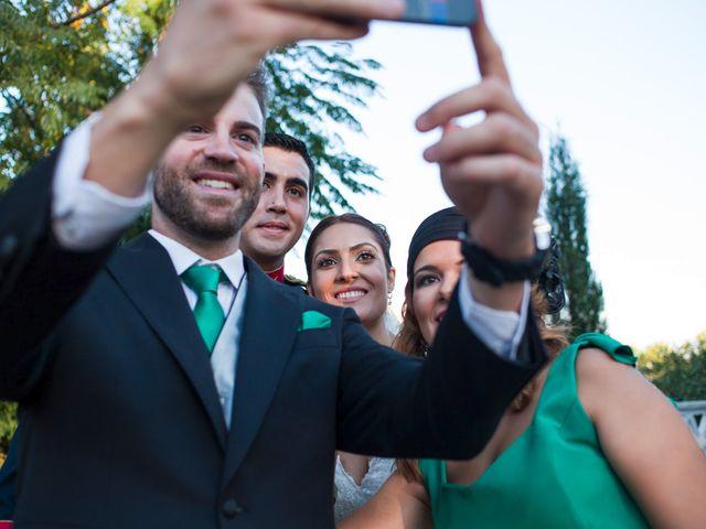 La boda de Jose y Isa en Mérida, Badajoz 61